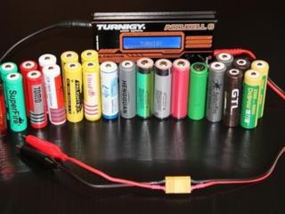 Тест и восстановление любых аккумуляторных батарей для мобильных устр.