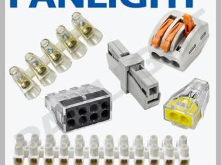 Clema pentru cablu, conectori pentru cablu, Wago, accesorii cablu