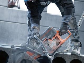 Бельцы! Бетоновырубка! Резка бетона! Сверление! Подготовка к ремонту!