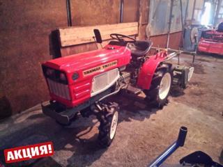 Японский мини-трактор Yanmar Ym1301D (Осенняя акция 2016)