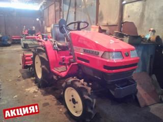 Японский мини-трактор Yanmar Ke3D (Осенняя акция 2016)