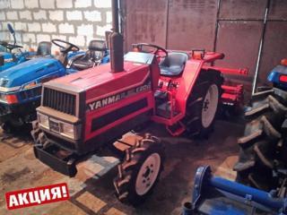 Японский мини-трактор Yanmar F20D (Осенняя акция 2016)