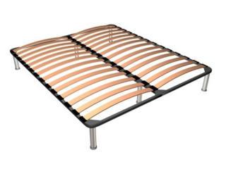Каркас двуспальный с буковыми ламелями