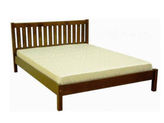 Кровать из дерева для Вашей спальни