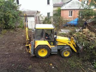 Бельцы Земляные работы Копаем очистка участков территории снос домов