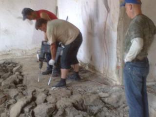 Бельцы. Бетоновырубка резка бетона Сверление Демонтаж любой сложности.