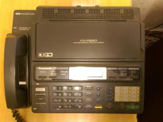 "Продам факс ""Panasonic"" KX F230"
