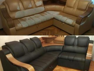 Ремонт мягкой мебели! Качественно, аккуратно