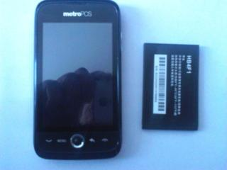 Продам Huawei m860 (на запчасти)