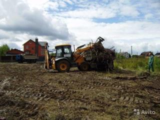 Бельцы. Комплексная очистка облагораживание дачных участков территорий