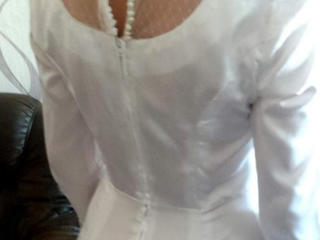 Продам свадебное платье 500 рублей.