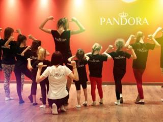 Танцевальный коллектив Pandora