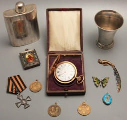 Куплю монеты, антиквариат, сабли, посуду, столовое серебро
