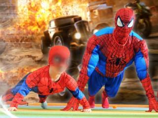 Spiderman (Omul-paianjen); Спайдермен - человек паук