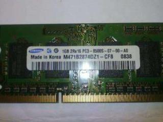 Оперативная память Samsung DDR3 (M471B2874DZ1-CF8)