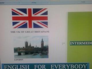 Vind manualul propriu de limba engleza ori solicit sponsorizare