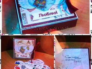 Подарки, открытки, все для вашего праздника, и др.