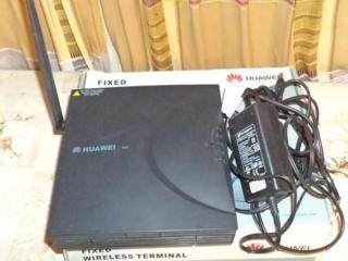 Стационарный телефон CDMA Интертелеком Huawei ETS 1201.