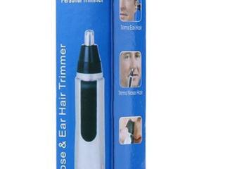 Триммер - для стрижки волос в носу, в ушах