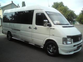 Заказ микроавтобуса Одесса, Украина. Пассажирские перевозки.