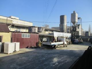Банк продает производственную базу в Кишиневе