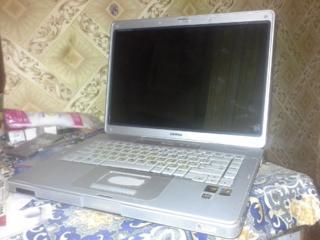 Ноутбук НР, нерабочий, на запчасти. Под ремонт.