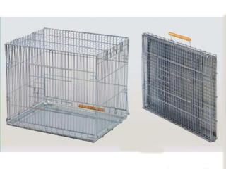 Новая клетка для собак и кошек 63х50х53см Низкая цена