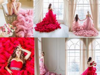 Волшебные фото! Лучшие платья для фото сессий - у нас!