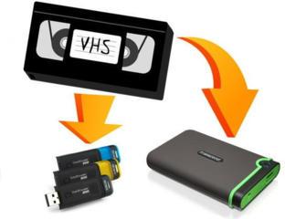 Оцифровка видеокассет VHS в DVD формат, недорого.