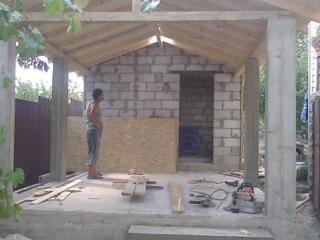 Бригада строителей выполняет любые виды строительных работ