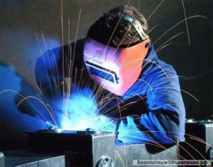 Сварочные работы, изготовление металоконструкций