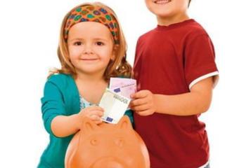 Alocatie/Indemnizatie pentru copii 50 euro/lunar