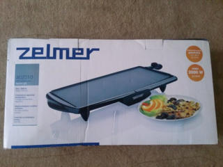 Продам электрогриль Zelmer 40z010