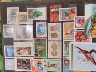 Продаем срочно коллекцию марок в ассортименте по хорошей цене. Торг.