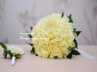 Флорист. Florist. Букет невесты. Buchet mireasa