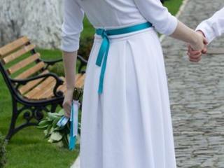 Платье как новое! И не такое как у всех))