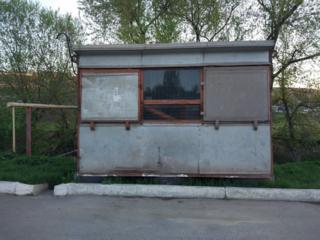Строительный или дачный вагончик
