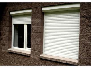 Защитные РОЛЕТЫ на окна двери, гаражные ворота, секционные ворота!