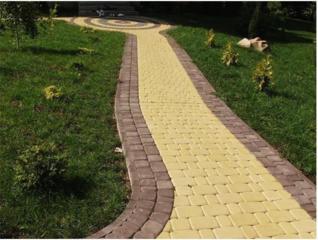 Укладка тротуарной и керамической плитки