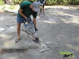 Прокат перфораторы Отбойные молотки услуги резка бетона Перепланировка