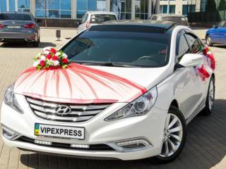 Авто на свадьбу, Hyundai Sonata YF (VIP) Кортежи по самым низким ценам