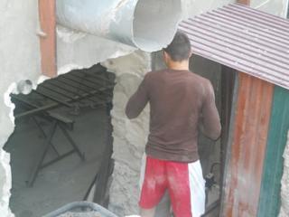 Алмазное резка бетона стен перегородок бетоновырубка разрушение бетона