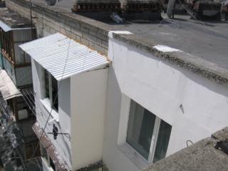 Альпинист. Переделка балконов без фортана тепло и надежно.