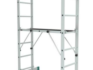 Внимание! Лестницы и стремянки из алюминия от 500 лей!