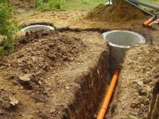Бельцы Копаем канализацию септики! Проводим водопровод! Бетоновырубка!