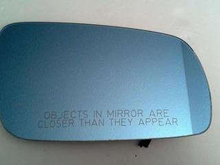 Зеркало правое с подогревом на VW JETTA GOLF PASSAT 98-04