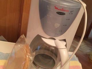 Кофеварка Moulinex на 1,5 литра