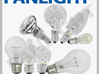 Лампы накаливания, LED освещение в Молдове, panlight, LED лампы