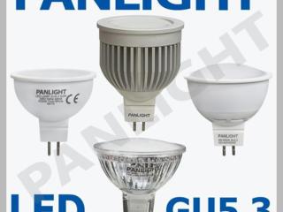 Лампы светодиодные GU5.3, светодиодные лампы, лампы для спотов, LED