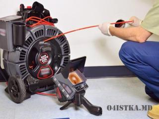 Видеодиагностика инспекция труб +inspectia video a canalizarii